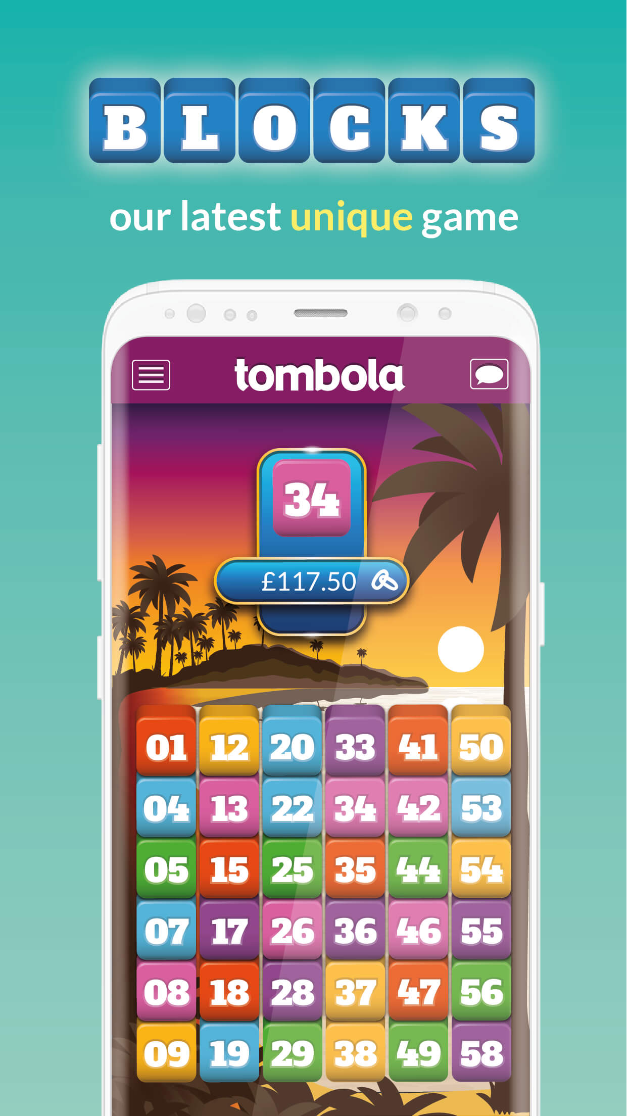 Tombola Game Rules