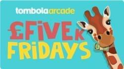 Arcade 5k Fridays