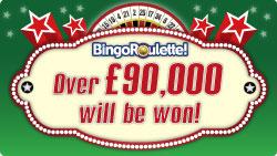 Bingo Roulette Super Spins